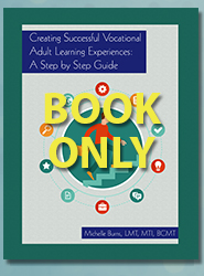 Creating Successful Vocational Adult Learning Experiences: A Step by Step Guide - Book ONLY - Printed